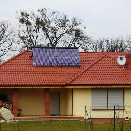 Kolektory słoneczne Vitosol
